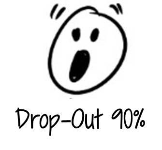 Hohe Drop-Out-Quoten werden diskutiert.
