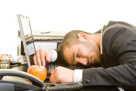 Büroschlaf