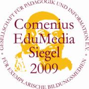 Comenius EduMedia Siegel 2009